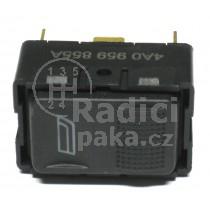 Ovládání vypínač stahování oken Audi 100 4A0959855A