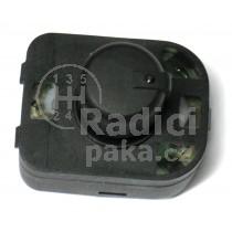 Ovládání vypínač zpětných zrcátek Audi A4 B6, 8E0959565A