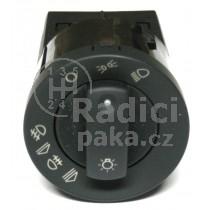 Vypínač světel pro Audi A4 B7, 8E0941531A