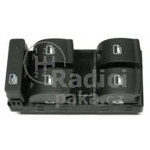 Ovládání vypínač stahování oken Audi A4 B7, 8E0959851B
