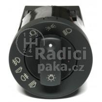 Vypínač světel pro Audi A4 B6, OE: 8E0941531