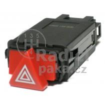 Vypínač výstražných světel Audi A4 B5, 8D0941509H, 8D0941509K
