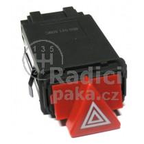 Vypínač výstražných světel Audi A6 C5, 4B0941509C