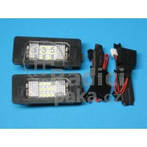 LED Osvětlení SPZ Audi A4 B8