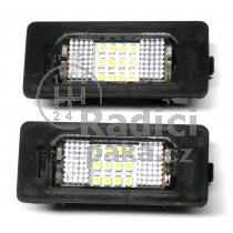 LED Osvětlení SPZ BMW řada 1