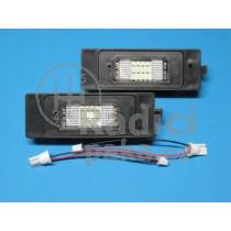 LED Osvětlení SPZ BMW řada 6
