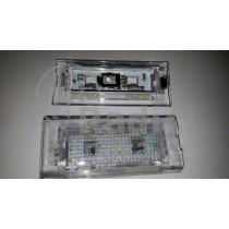 LED Osvětlení SPZ BMW X3 E83