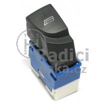 Ovládání vypínač stahování oken Citroen Jumper I FL, 735315616