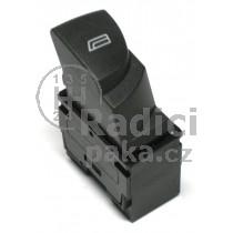 Ovládání vypínač stahování oken Peugeot Boxer I FL, 735315619