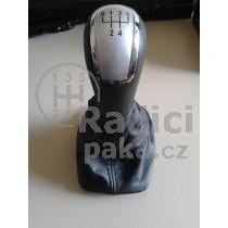 Řadící páka s manžetou Škoda Fabia I, 5 stupňová