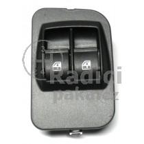 Ovládací panel vypínač stahování oken Peugeot Bipper, 735461275