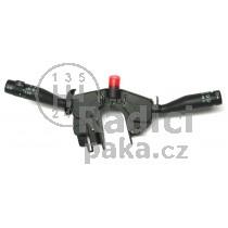 Vypínač, přepínač, ovládání světel, stěračů,páčky směrovky stěrače vypínač výstražných světel Ford Escort Mk6