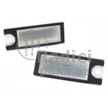 LED Osvětlení SPZ Volvo S60