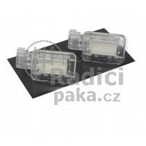 LED Osvětlení zavazadlového prostoru Volvo V60, 10+