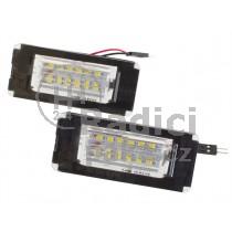 LED Osvětlení SPZ Mini Cooper R56