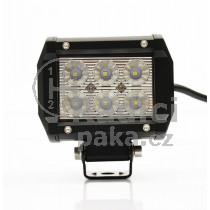 LED Pracovní světlo 18W