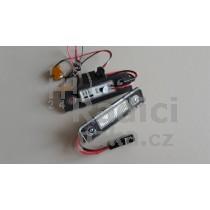 LED Osvětlení SPZ Škoda Roomster