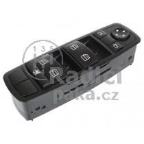 Ovládací panel vypínač stahování oken Mercedes W251 R-Třída, 2518300090