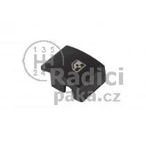 Krytka tlačítka na otevírání oken Opel Zafira B, 6240452, 6240452, 62404447Y