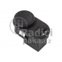 Ovládání vypínač zpětných zrcadel Opel Astra II G, 9226861, 9226863, 9226863