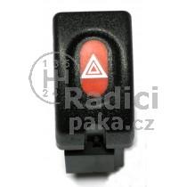 Vypínač výstražných světel Opel Combo, 6240140