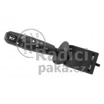 Vypínač, přepínač, ovládání světel, páčky směrovky, vypínač předních a zadních mlhovek +klakson Peugeot Partner I
