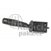 Vypínač, přepínač, ovládání světel, páčky směrovky+ klakson pro Peugeot 405 po faceliftu