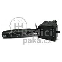 Vypínač, přepínač, ovládání světel,páčky směrovky, vypínač zadních mlhovek Peugeot 206