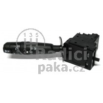 Vypínač, přepínač, ovládání světel,páčky směrovky, vypínač předních a zadních mlhovek Peugeot 406