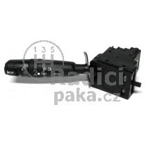 Vypínač, přepínač, ovládání světel,páčky směrovky, vypínač předních a zadních mlhovek Peugeot 605