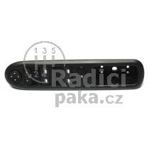 Ovládání vypínač stahování oken Peugeot 407, 6554ER