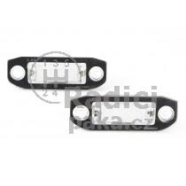 LED Osvětlení SPZ Volvo C30