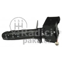 Vypínač, přepínač, ovládání světel, páčky směrovky, klakson Renault Clio II