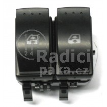 Ovládání vypínač stahování oken Renault Clio II, 8200060045