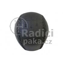Hlavice řadící páky Saab 9-5, 5 stupňová