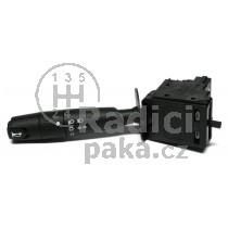 Vypínač, přepínač, ovládání světel, páčky směrovky, klakson Citroen AX