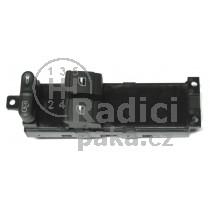 Ovládání vypínač stahování oken VW  Bora, 1J3959857