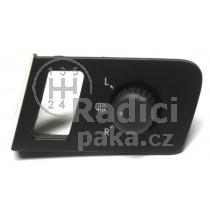 Ovládání vypínač zpětných zrcadel VW Caddy, 1T1959552