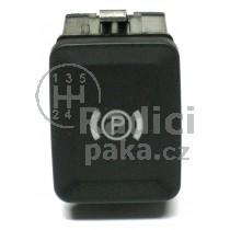 Vypínač, spínač ruční brzdy VW Passat B6