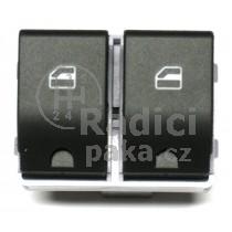 Ovládání vypínač stahování oken Seat Ibiza III, 6Q0959858