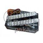 LED Denní osvětlení s funkcí směrovky
