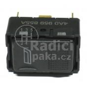 Ovládání vypínač stahování oken Audi A6 4A0959855A