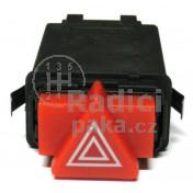 Vypínač výstražných světel Audi A3 8L0941509L 1