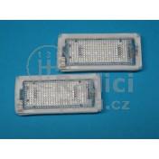 LED Osvětlení SPZ BMW řada 3 E46 Coupe 03-06