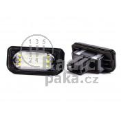 LED Osvětlení SPZ Mercedes W209 CLK