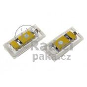 LED Osvětlení SPZ Mini Cooper