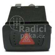Vypínač výstražných světel VW Golf IV, 1309532353