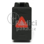 Vypínač výstražných světel VW Passat B5, 3B0953235B